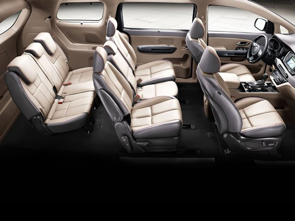 Kia Sorento 3Rd Row >> 2015 Kia Sedona Named to Ward's 10 Best Interiors List | Ancira Kia News
