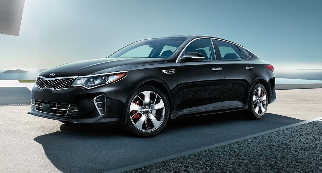 2017 Kia Optima For In San Antonio