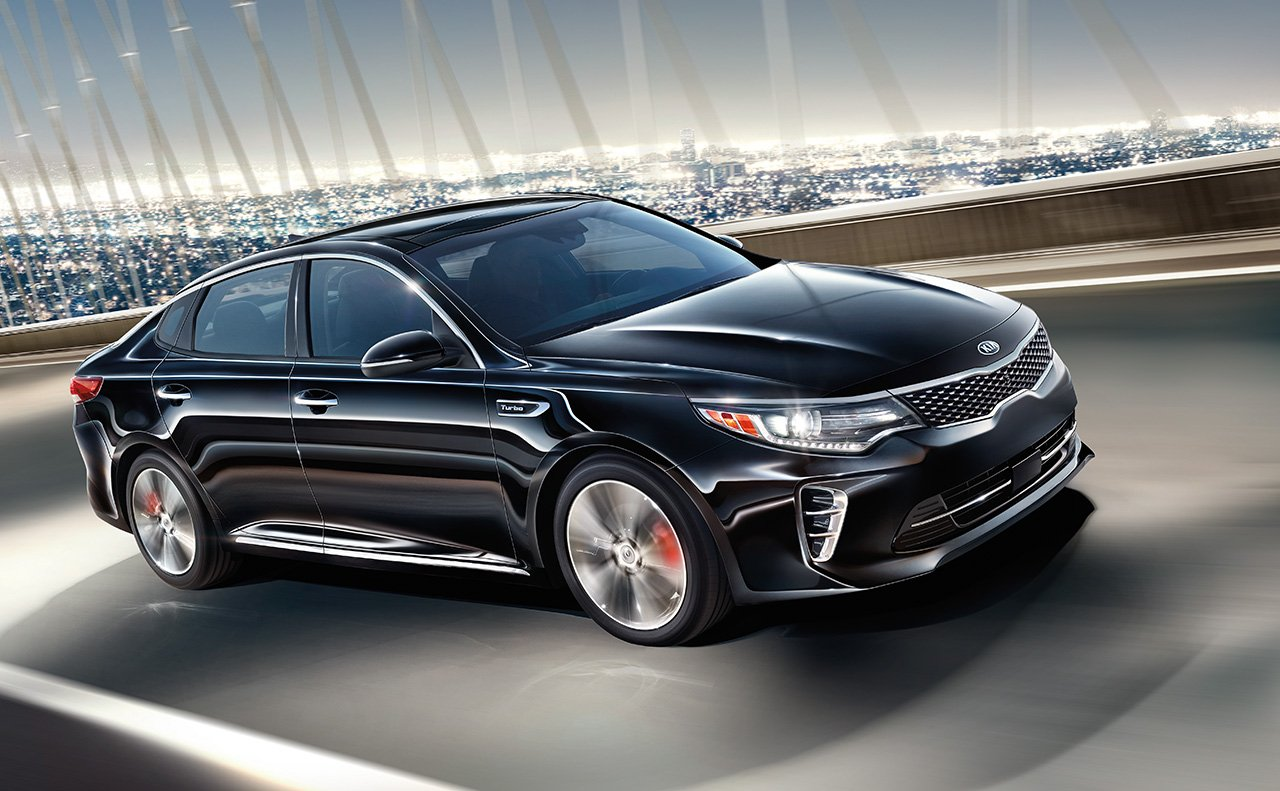2016 Kia Optima Named Kbb Best Award Winner