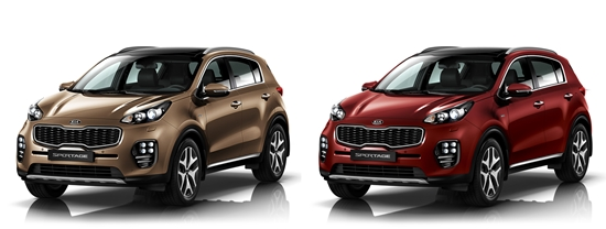 Color Me Curious The Secrets Behind The Kia Sportage Colors Kia