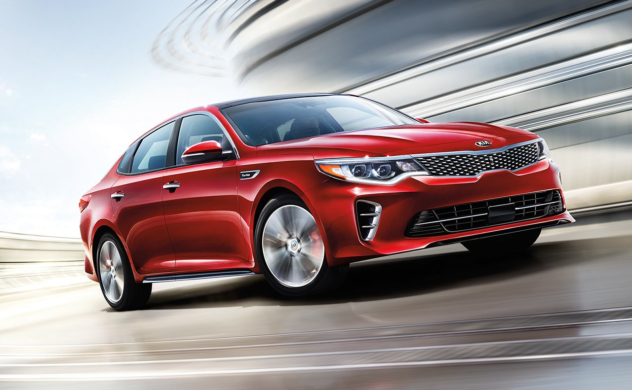 What S New 2018 Kia Optima Ancira Kia News