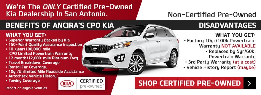 Charming Certified Pre Owned Kia For Sale In San Antonio