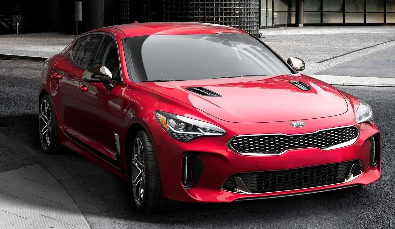 2018 Kia Stinger For In San Antonio