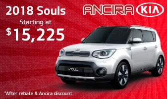 0% Available On 2018 Soul